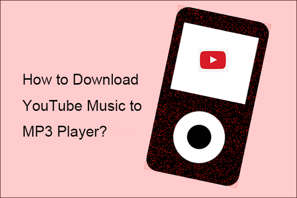 How To Download Youtube Music To Mp3 Player 2 Steps